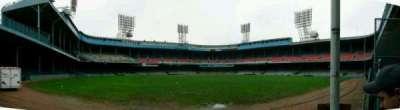Old Tiger Stadium section Lower Bleacher