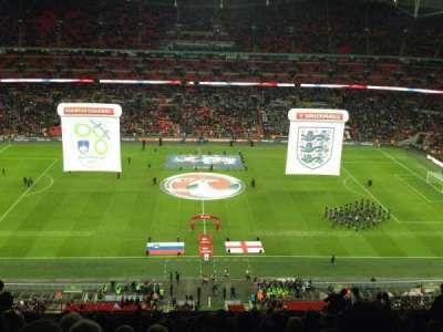 Wembley Stadium section 501