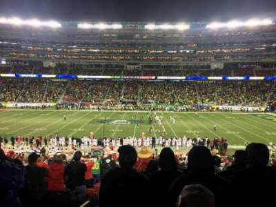 Levi's Stadium, section: C114, row: 33, seat: 10