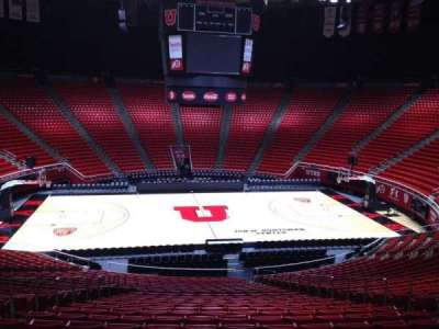 Jon M. Huntsman Center section A
