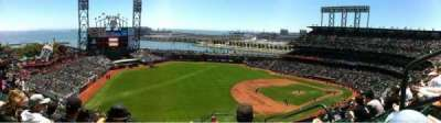 AT&T Park, section: 328, row: 8, seat: 2