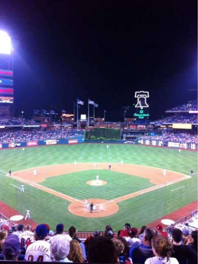 Citizens Bank Park section 222
