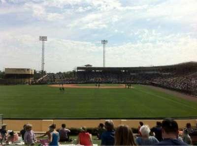 Joker Marchant Stadium, section: Berm
