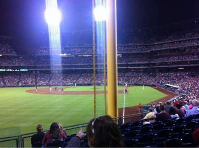 Citizens Bank Park section 140