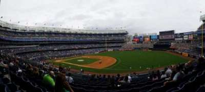Yankee Stadium, section: 213, row: 12, seat: 9