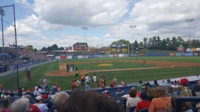 FirstEnergy Stadium (Reading), section: Blue