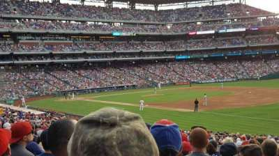Citizens Bank Park, section: 111, row: 33, seat: 14