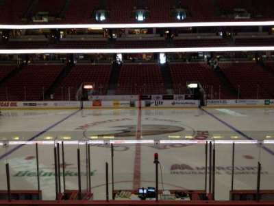 Honda Center, section: 222, row: L, seat: 7