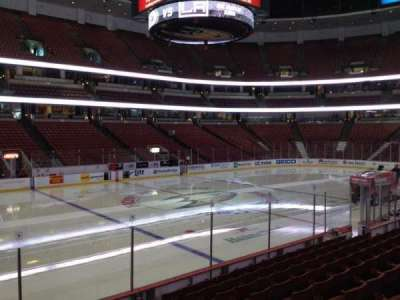 Honda Center, section: 224, row: K, seat: 7