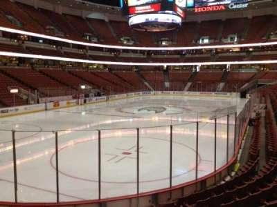 Honda Center, section: 227, row: K, seat: 4