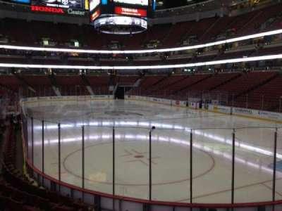 Honda Center, section: 203, row: K, seat: 5