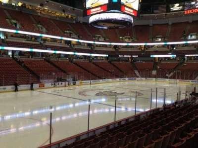 Honda Center, section: 211, row: K, seat: 5