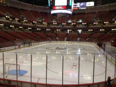 Honda Center, section: 214, row: K, seat: 5