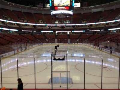Honda Center, section: 215, row: K, seat: 7