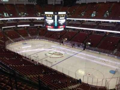 Honda Center, section: 429, row: H, seat: 7