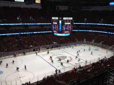 Honda Center, section: 437, row: H, seat: 6
