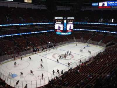Honda Center, section: 439, row: H, seat: 7