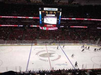 Honda Center, section: 412, row: E, seat: 5