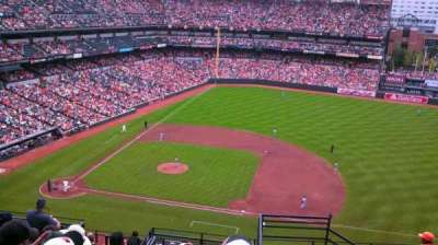 Oriole Park at Camden Yards, section: 322, row: 15, seat: 1