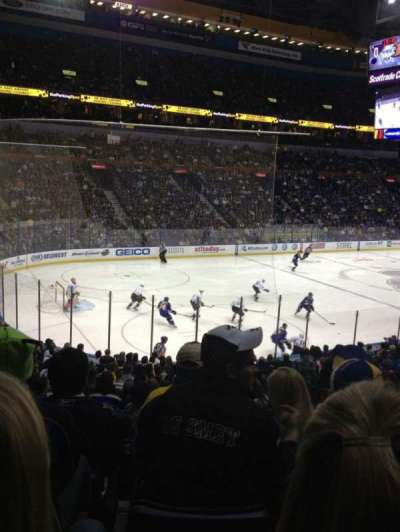 Scottrade Center section 106