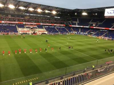 Red Bull Arena section 228