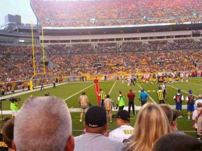 Heinz Field section 131