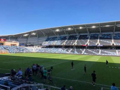 Allianz Field, section: 31, row: 10, seat: 4