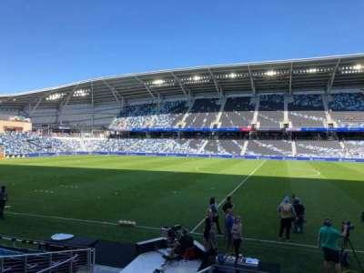 Allianz Field, section: 32, row: 11, seat: 1