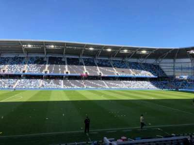 Allianz Field, section: 34, row: 18, seat: 21