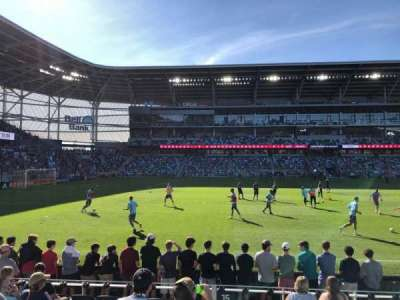 Allianz Field, section: 16, row: 9, seat: 11