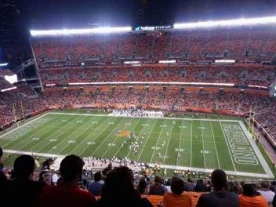 FirstEnergy Stadium section 536