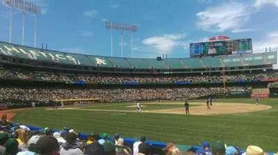 Oakland Alameda Coliseum section 109