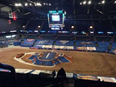 Van Andel Arena, section: 207, row: Q, seat: 24