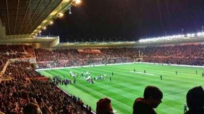 Riverside Stadium, section: 65, row: 27, seat: 38