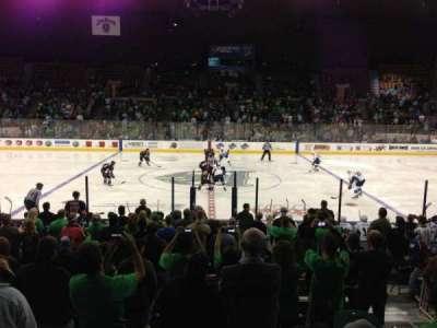 Denver Coliseum section 127