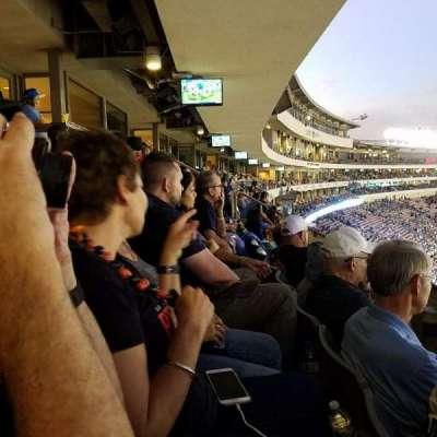 Rose Bowl, section: Club E202, row: B, seat: 3