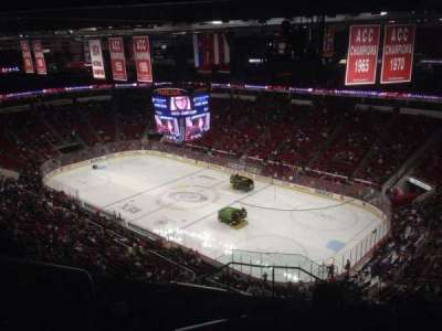 PNC Arena section 337