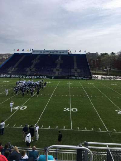 Meade Stadium, section: 6, row: K, seat: 2