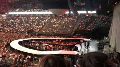 AccorHotels Arena section h