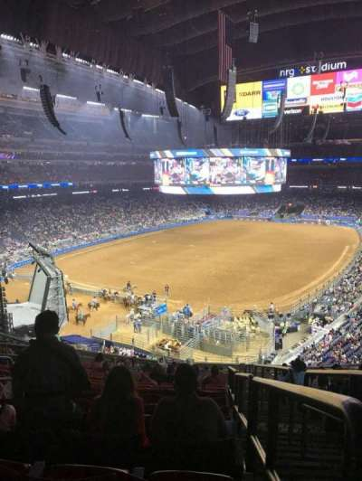 NRG Stadium, section: 348, row: R, seat: 1