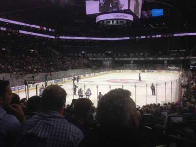 Barclays Center, section: 15, row: 16, seat: 1