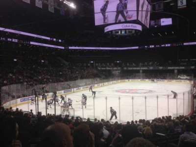 Barclays Center section 15