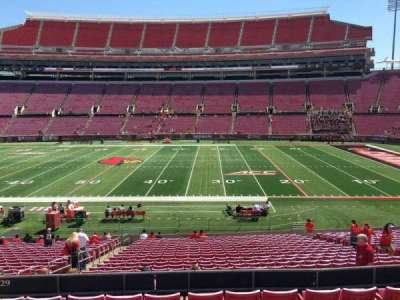 Papa John's Cardinal Stadium, section: 229, row: G, seat: 17