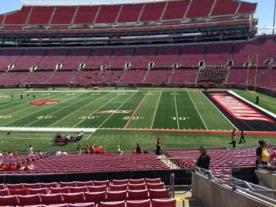 Papa John's Cardinal Stadium, section: 228, row: L, seat: 105
