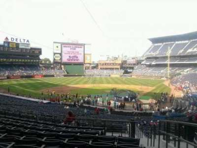 Turner Field, section: 204, row: 9, seat: 101