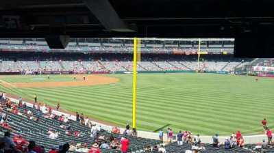 Angel Stadium, section: T231, row: SA, seat: 12