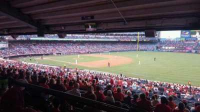 Angel Stadium, section: T227, row: SA, seat: 4