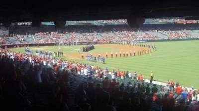 Angel Stadium, section: T229, row: SA, seat: 12