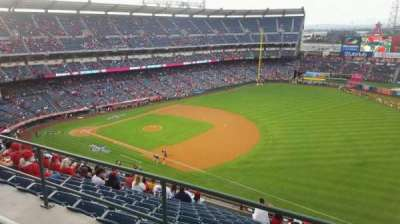 Angel Stadium, section: V521, row: A, seat: 21