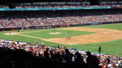 Angel Stadium section T227